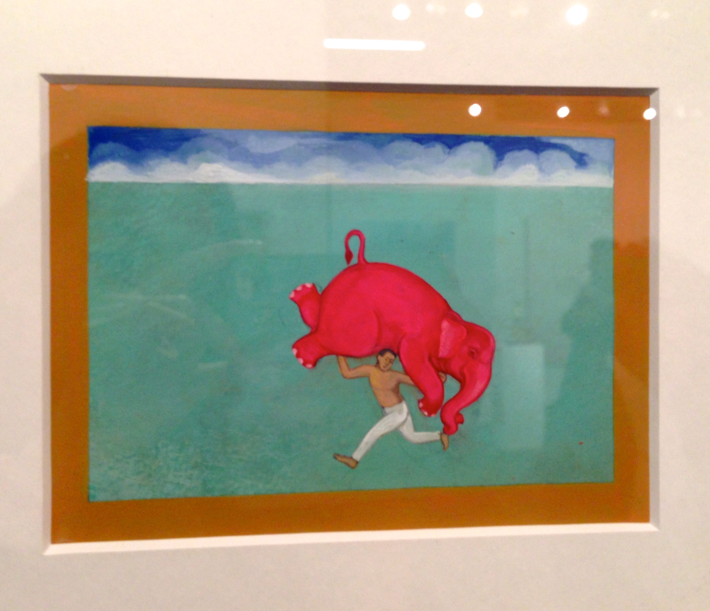 Armory Show #2 - Painting