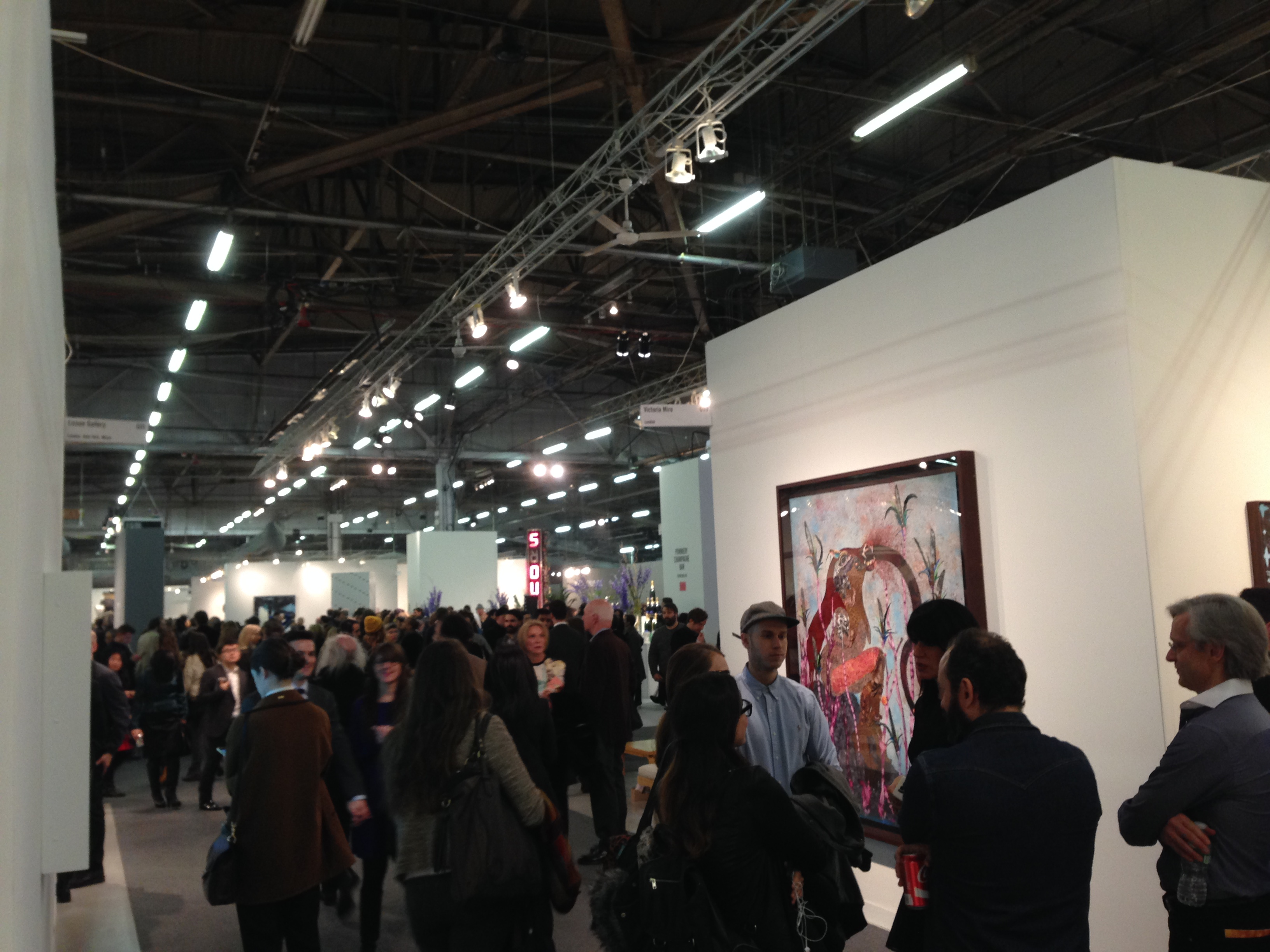 Armory show #1 - space