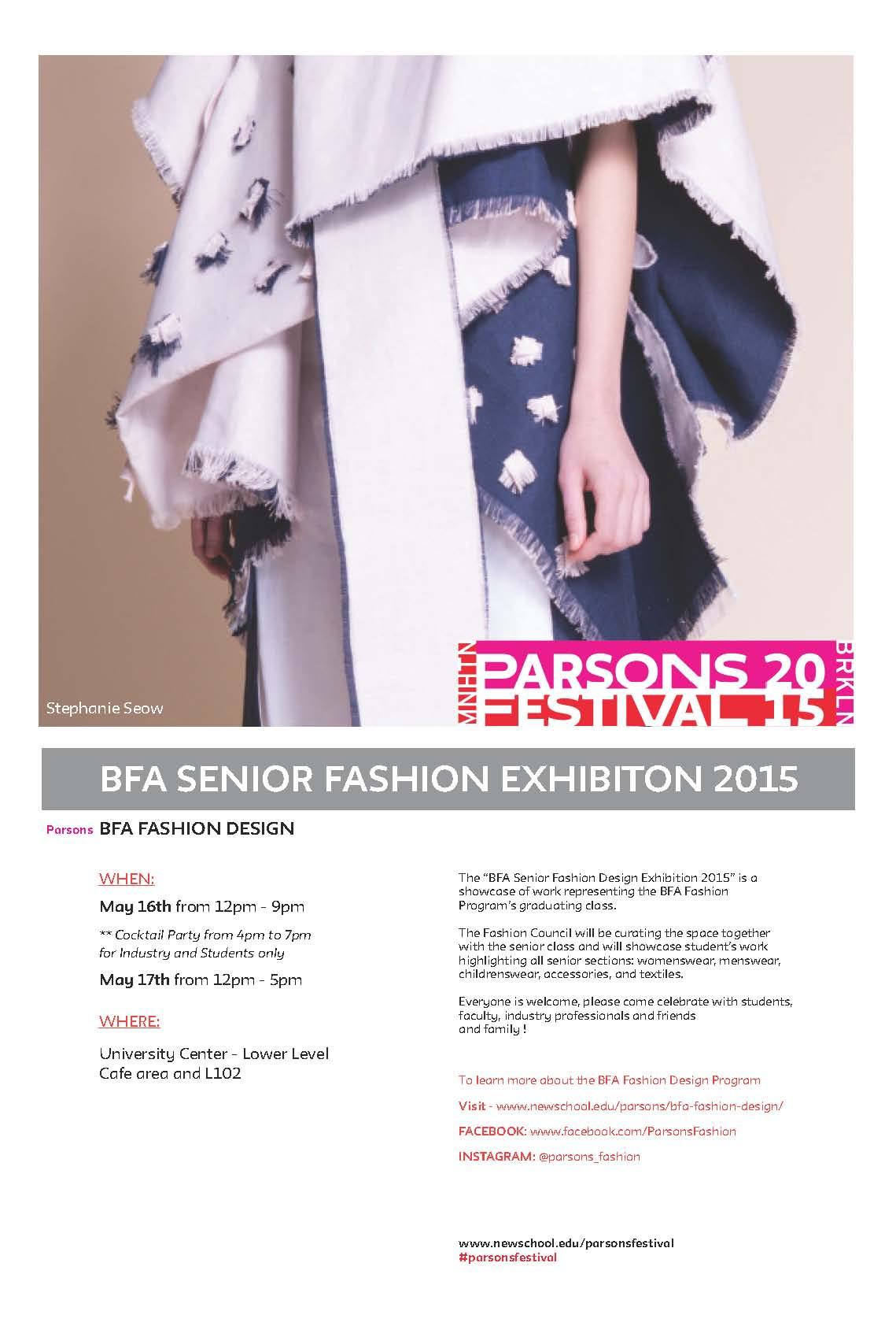 BFA Exhibit - Poster